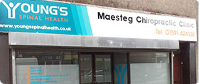 Our Chiropractic Service Coverage Area includes Bridgend and Maesteg